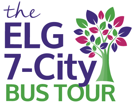The ELG 7-City BUS TOUR