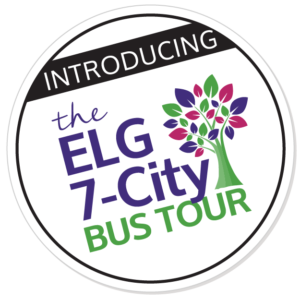 INTRODUCING: The ELG 7-City Bus Tour 2017